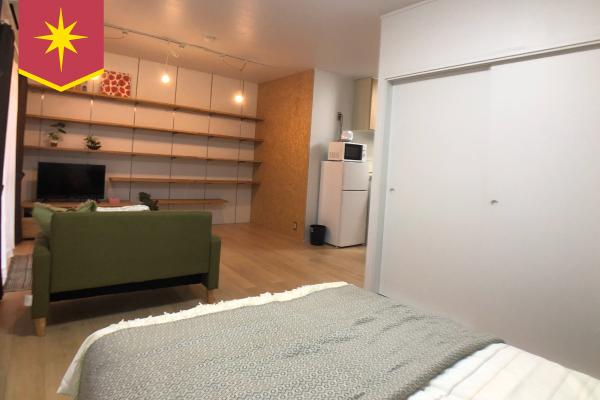 静岡県富士市、静岡東部周辺で利用可能なウィークリー・マンスリーマンションはビジネスホテルより広いプライベート空間でゆったりくつろぐことができるうえに、炊事や洗濯もできるので費用を抑えることができて経済的です☆